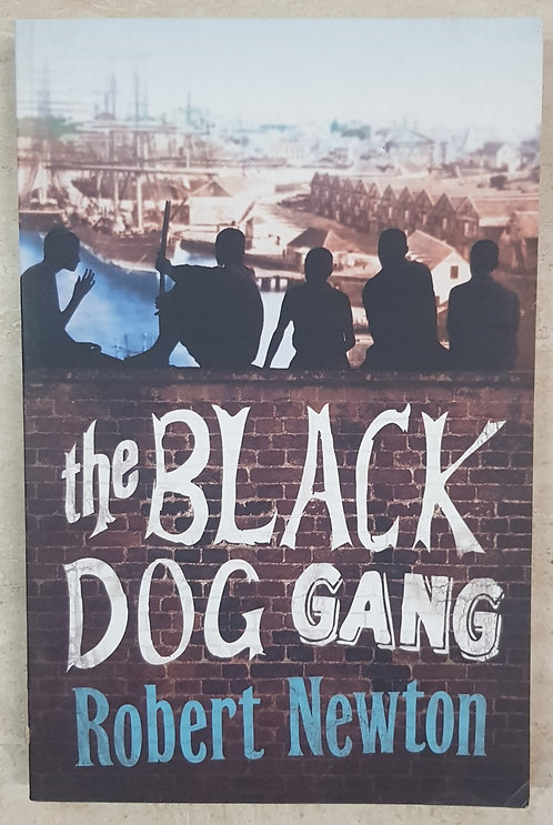 The Black Dog Gang (SECOND HAND)