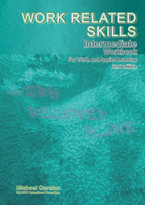Deliver Education Work Related Skills Intermediate