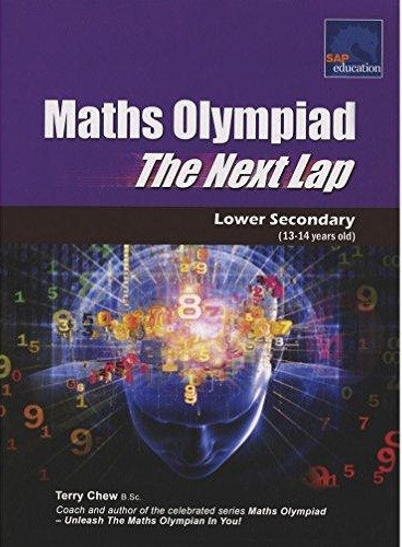 Sap Maths Olympiad Next Lap Lower Secondary