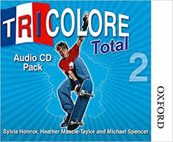 Tricolore Total 2 Audio CD Pack