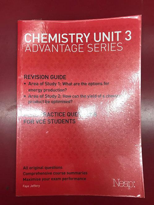 Chemistry Unit 3 Advantage Series (SECOND HAND)