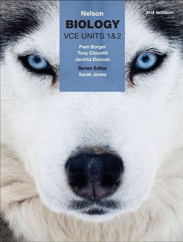 Nelson Biology VCE Units 1&2 3E (PRINT + DIGITAL)