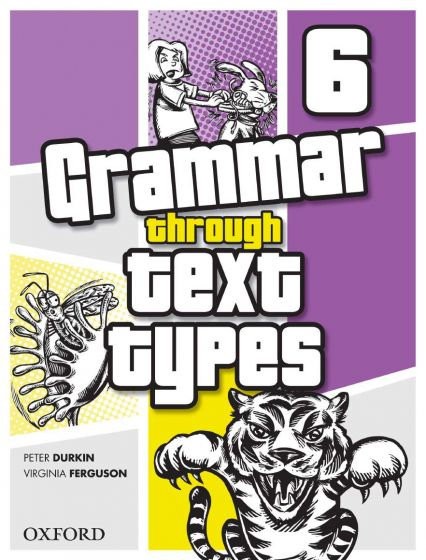 Grammar Through Text Types Book 6