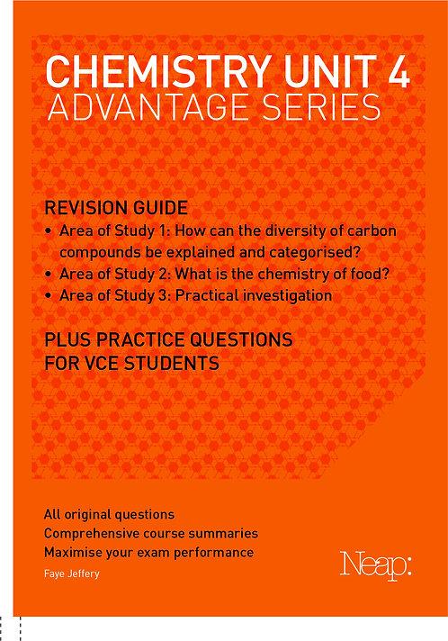 Chemistry Unit 4 Advantage Series (2017 Ed)