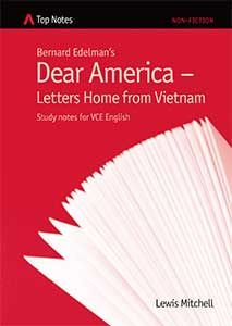 Top Notes: Dear America - Letters Home from Vietnam