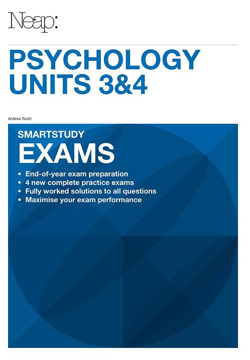 Psychology Units 3&4 Exams Guide (2017 Ed)