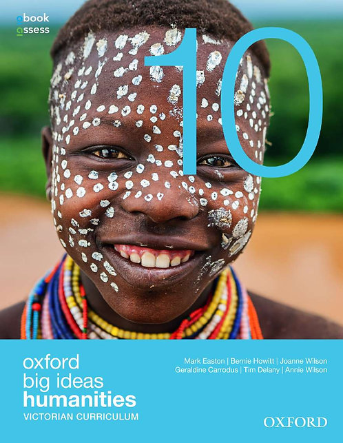 Oxford Big Ideas Humanities 10 Victorian Curriculum (PRINT + DIGITAL)