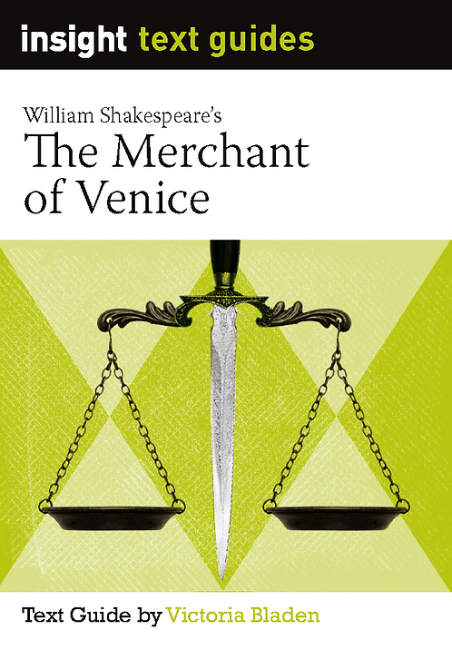 Insight Text Guide: The Merchant of Venice (PRINT)