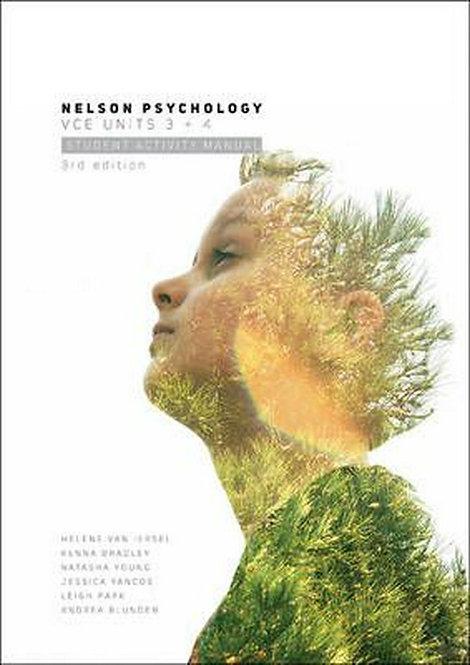 Nelson Psychology VCE Units 3&4 Student Activity Manual 3E