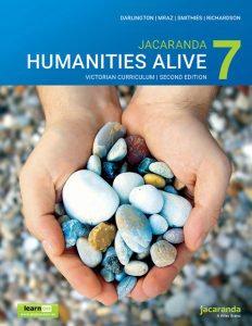 Jacaranda Humanities Alive 7 2E Victorian Curriculum (PRINT + DIGITAL)