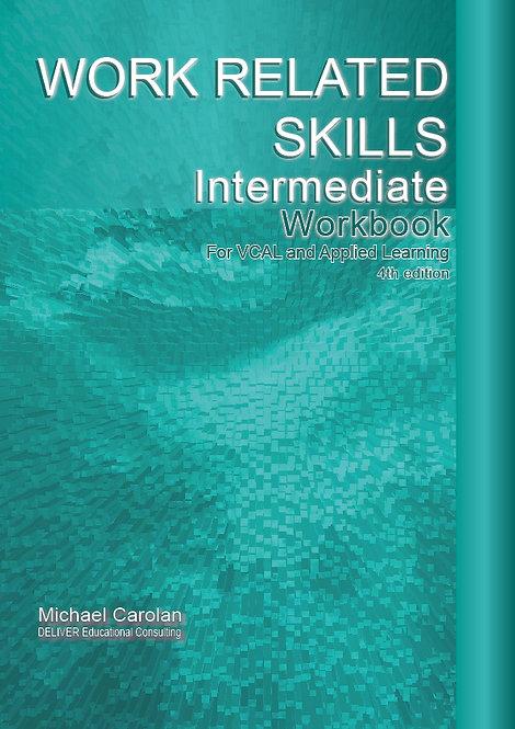 Work Related Skills Intermediate Workbook 4E
