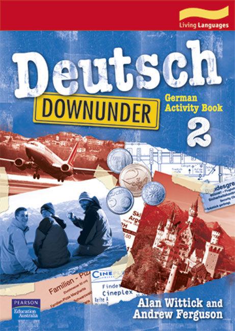 Deutsch Downunder 2 Activity Book