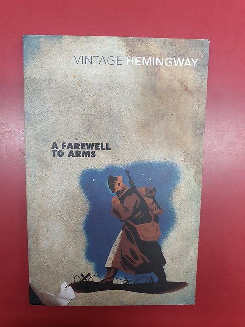 A Farewell to Arms (SECOND HAND)