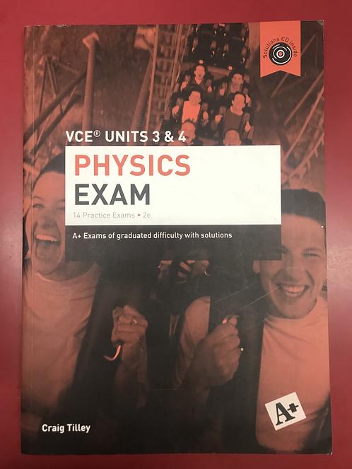 A+ Physics ExamUnits 3&4 2E (SECOND HAND)
