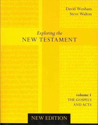 Exploring the New Testament 2E