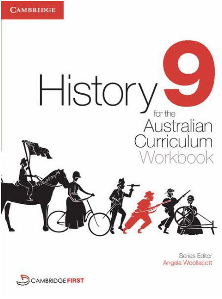History for the Australian Curriculum Year 9 Print Workbook (DIGITAL)