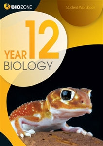 Biozone Year 12 Biology Student Workbook