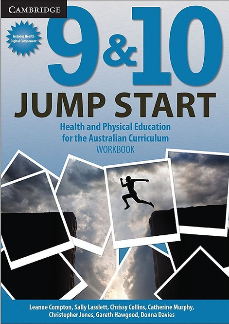 Jump Start H&PE for the AC 9 &10 (PRINT + DIGITAL)