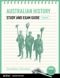 Australian History Study and Exam Guide