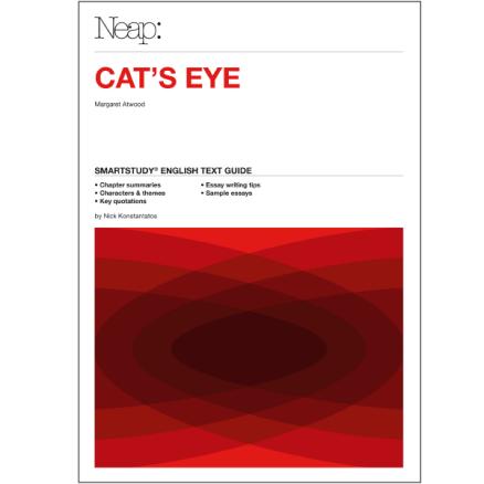 NEAP Smartstudy Guide: Cat's Eye
