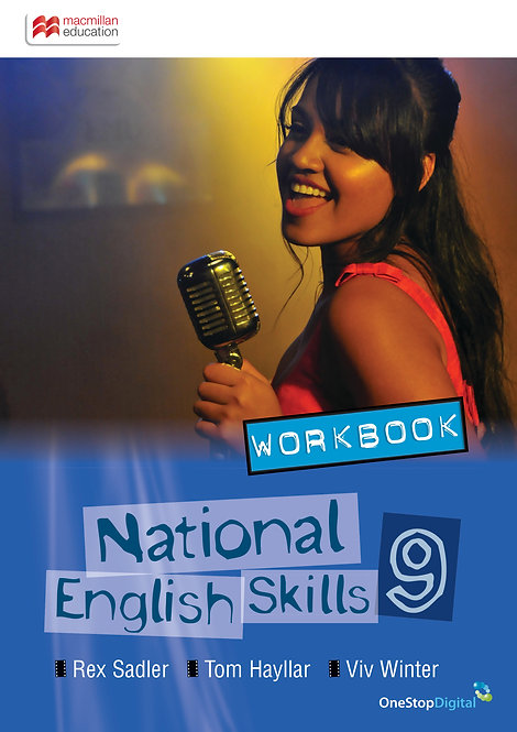 National English Skills 9 (PRINT + DIGITAL)
