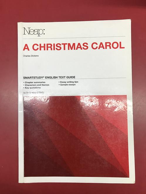NEAP Smartstudy Guide: A Christmas Carol (SECOND HAND)
