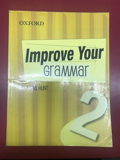 Improve Your Grammar 2 (SECOND HAND)