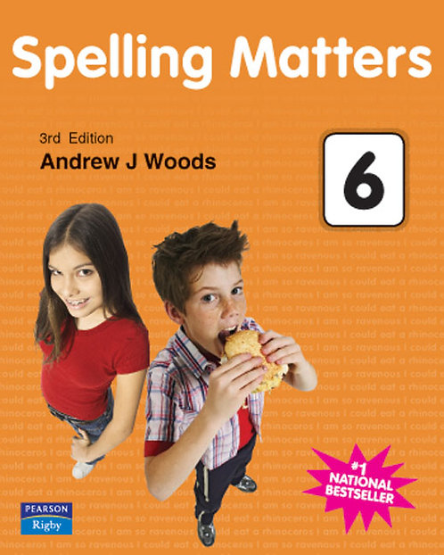 Spelling Matters Year 6