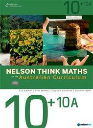 Nelson Think Maths for the Australian Curriculum Year10+10A