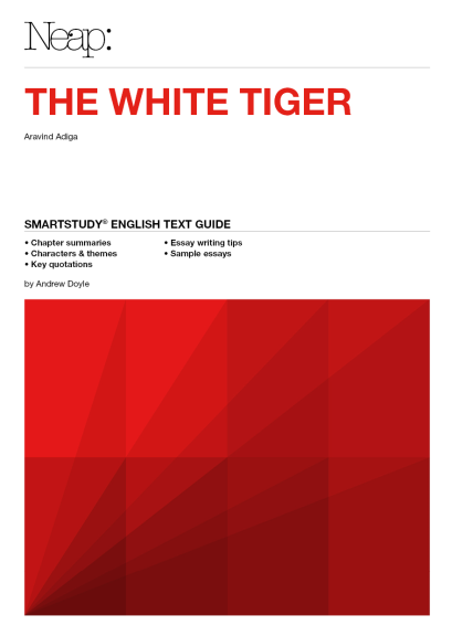 NEAP Smartstudy Guide: The White Tiger