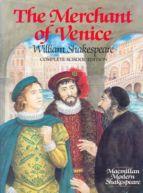 Macmillan Modern Shakespeare Series The Merchant of Venice