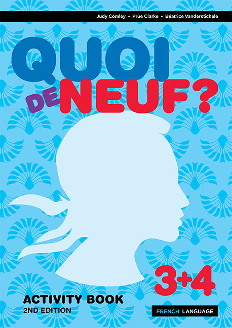 Quoi de neuf ? 3+4 Activity Book 2E
