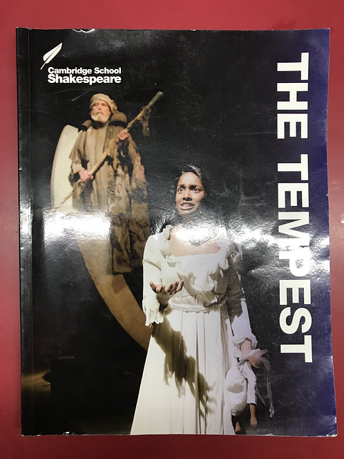 Cambridge School Shakespeare The Tempest (SECOND HAND)