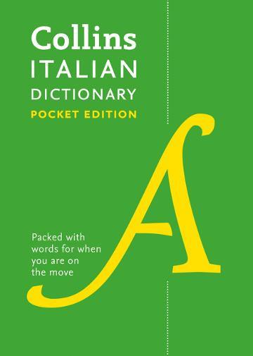 Collins Pocket Italian Dictionary 8E