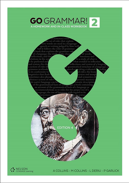 Go Grammar! 2 4E Workbook