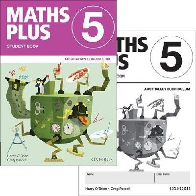 Maths Plus ACE Student and Assessment Book 5 Value Pack