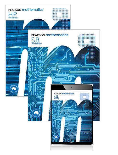 Pearson Mathematics 9 2E SB/EB/HWP/LBS (PRINT + DIGITAL)