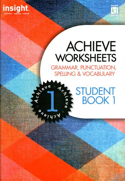 Achieve Worksheets Student Book 1
