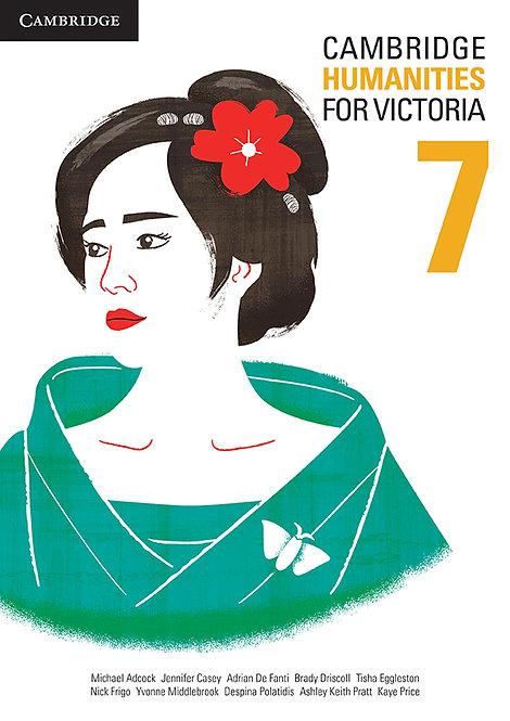 Cambridge Humanities for Victoria Year 7 (DIGITAL)