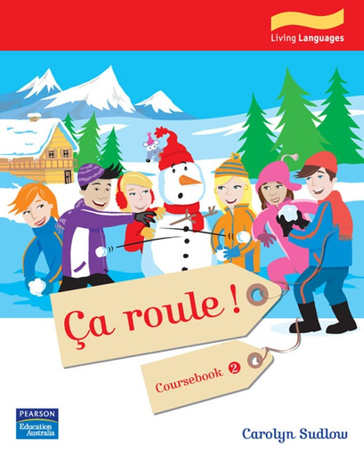 Ca Roule ! 2 Student Book