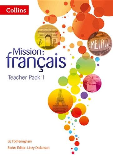 Collins Mission: Francais Teacher Pack 1