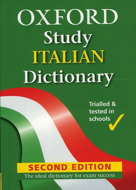 Oxford Study Italian Dictionary 2E
