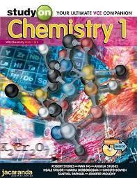 Chemistry 1 VCE Chemistry Units 1&2