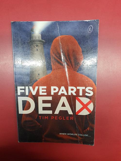 Five Parts Dead (SECOND HAND)