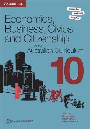 Economics, Business, Civics and Citizenship for the AC (PRINT + DIGITAL)