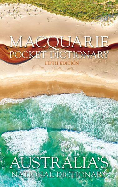 Macquarie Pocket Dictionary/Thesaurus 5E