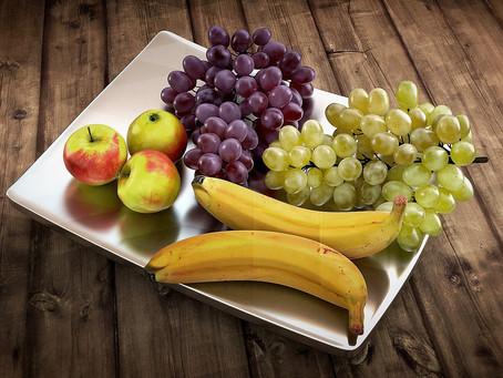 Bananen en druiven zijn dikmakers.