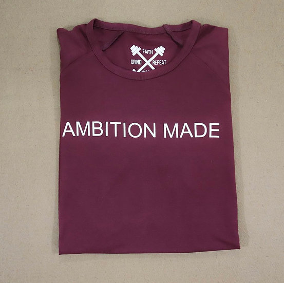 AMBITION MADE TEE