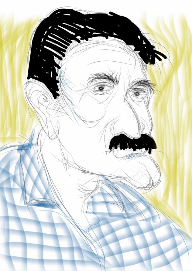Portrait - common man