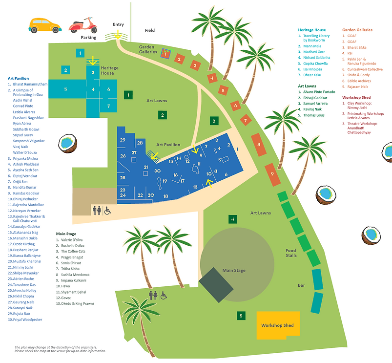 Goa Open Arts map.png